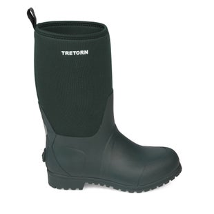 Tretorn Strong Neo Wellies - Green