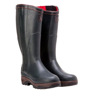 Aigle Parcours 2 Iso Open Wellies - Bronze