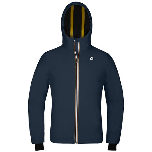 K-Way Jack Bonded Jacket - Blue Depth