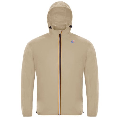 K-Way Le Vrai 3.0 Claude Jacket - Beige Sabbia