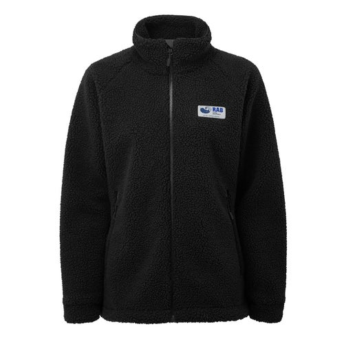 Rab Escape Original Pile Jkt Wmns Fleece - Black