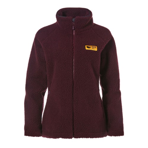 Rab Escape Original Pile Jkt Wmns Fleece - Eggplant