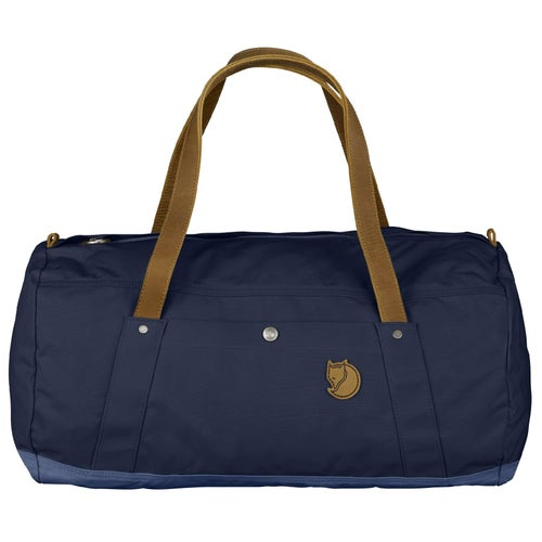 Fjallraven No.4 Duffle Bag - Dark Navy uncle Blue