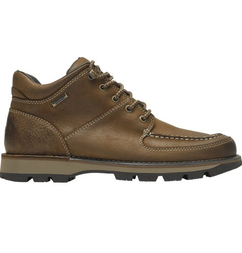 Rockport Umbwe II Chukka Boots - Tan Leather