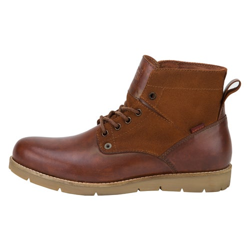 Levis Jax Boots - Medium Brown