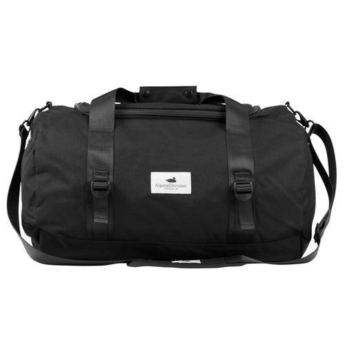 Alpine Division North Fork Duffle Bag - Black