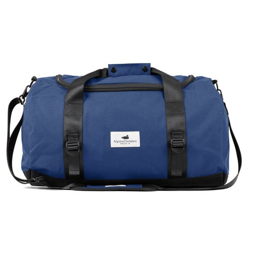 Alpine Division North Fork Duffle Bag - Navy