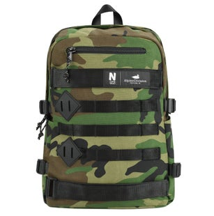 Alpine Division Nuzzi Backpack - Camo