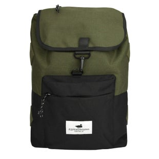 Alpine Division Rockaway Backpack - Forest Green