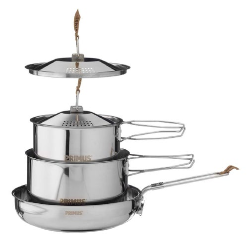 Primus Campfire Cookset S.s. Small Camping Accessory