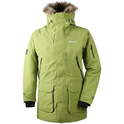 Didriksons Marcel Jacket - Faded Green