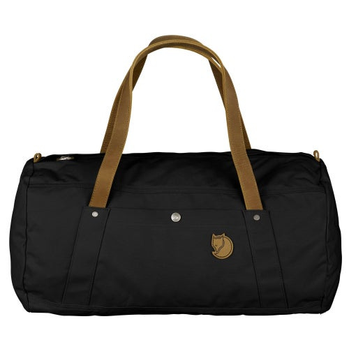 Fjallraven No.4 Duffle Bag - Black