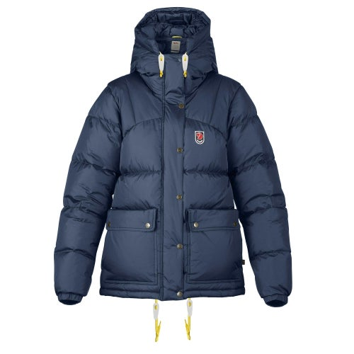 Fjallraven Expedition Down Lite Ladies Jacket - Navy Blue