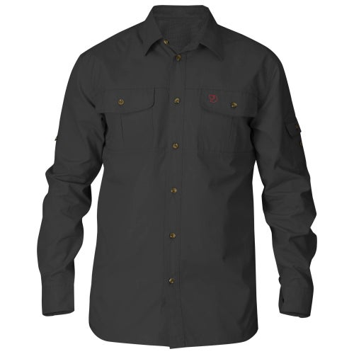 Fjallraven Singi Trekking Shirt - Dark Grey