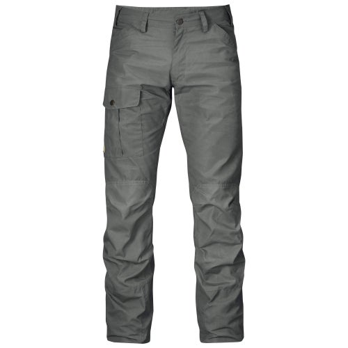Fjallraven Nils Long Leg Walking Pants - Thunder Grey