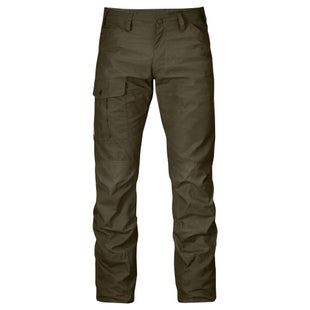 Fjallraven Nils Long Leg Walking Pants - Khaki
