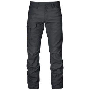 Fjallraven Nils Long Leg Walking Pants - Dark