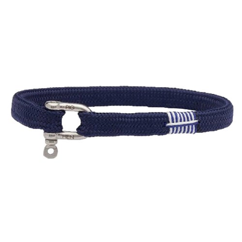 Pig and Hen Vicious Vik Bracelet - Navy
