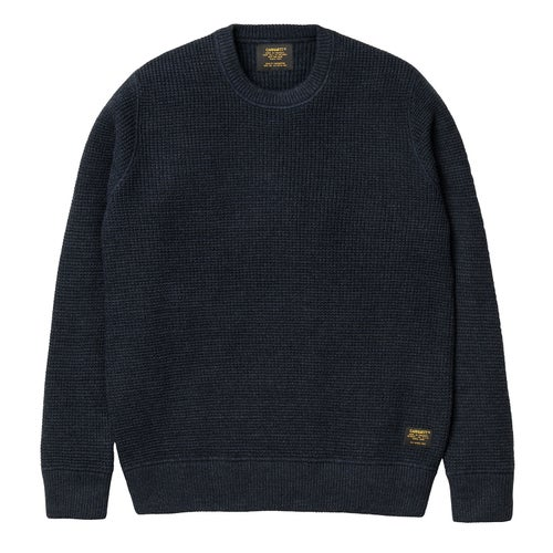 Carhartt Mason Sweater - Dark Navy