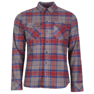 United by Blue Bridger Flannel Button Down Shirt - Red
