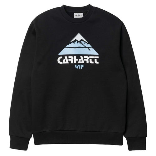 Carhartt Mountain Sweater - Black