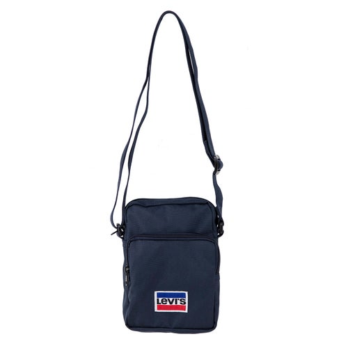 Levis L Series Small Cross Body Bag - Navy