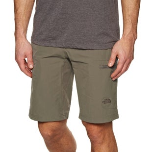 North Face Exploration Walk Shorts - Weimaraner Brown