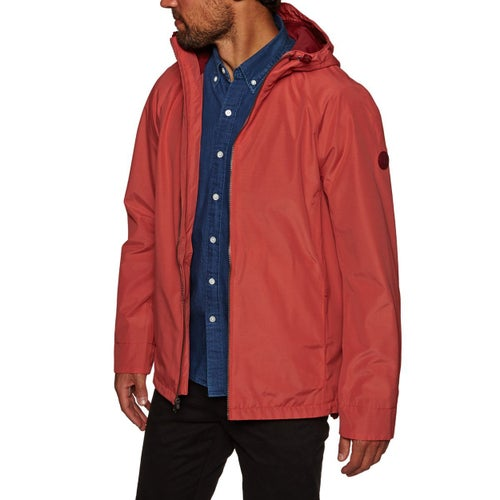 Timberland DV Ragged Mountain Packable Jacket - Molten Lava