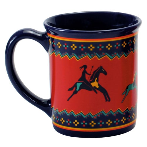 Pendleton 18 Oz Ceramic/legendary Mug Mug - Celebrate The Horse