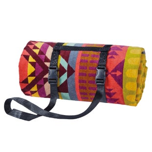 Pendleton Towel For Two Beach Towel - Point Reyes