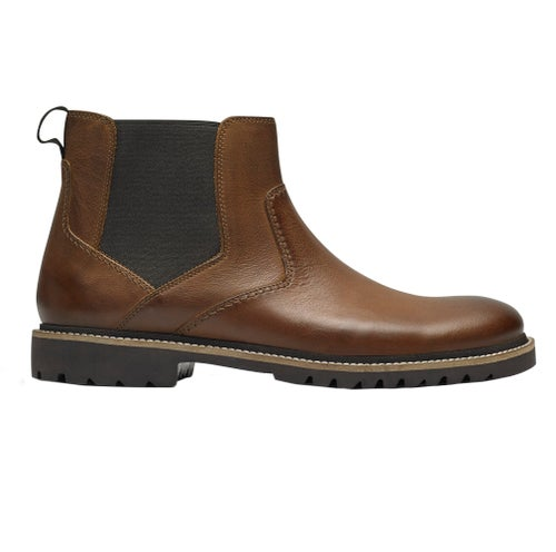 Rockport Marshall Chelsea Boots - Fawn
