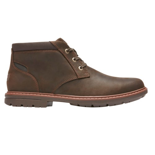 Rockport Tough Bucks Chukka Boots - Dark Bitter Chocolate