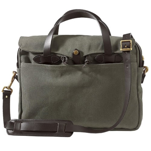 Filson Original Briefcase Bag - Otter Green