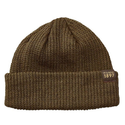 Filson Watch Cap Beanie - Ottergreen