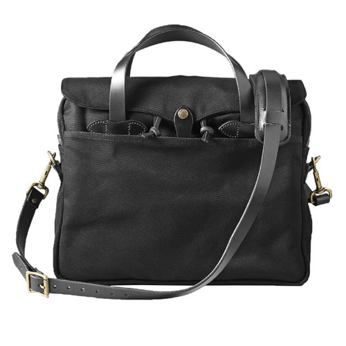 Filson Original Briefcase Bag - Black