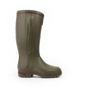 Aigle Parcours Iso Open Wellies - Bronze