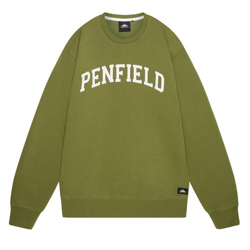 Penfield Stowe Sweater - Olive
