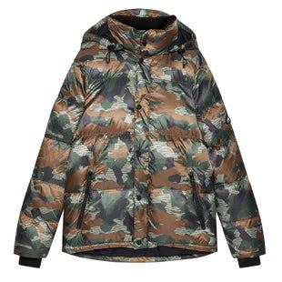 Penfield Equinox Camo Down Jacket - Olive