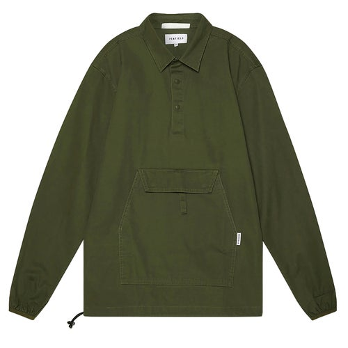 Penfield Adelanto Shirt - Dark Olive