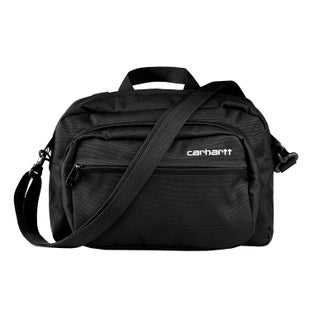 Carhartt Payton Hip Bag - Black/ White