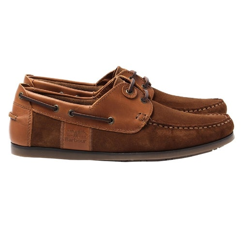 Barbour Capstan Shoes - Cognac