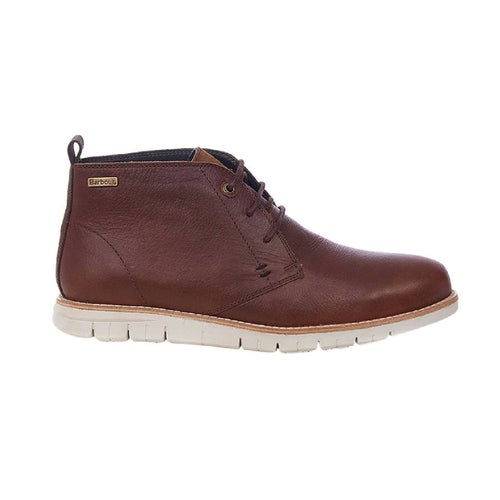 Barbour Burghley Boots - Coffee