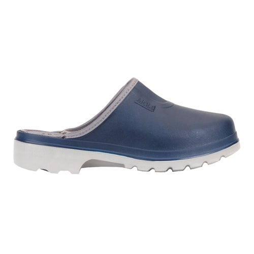 Aigle Taden Slip On Shoes - Klein Acier