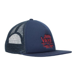Vans Galer Trucker Cap - Dress Blues