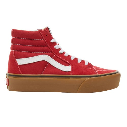 Vans SK8 Hi Platform 2.0 Gum Shoes - Scooter