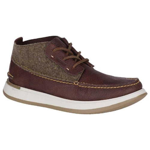 Sperry Caspian Chukka Shoes - Brown