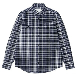 Carhartt Stinson Shirt - Stinson Check Blue