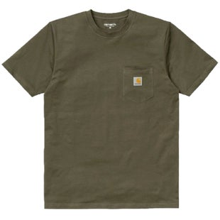 Carhartt Pocket T Shirt - Jersey Cypress