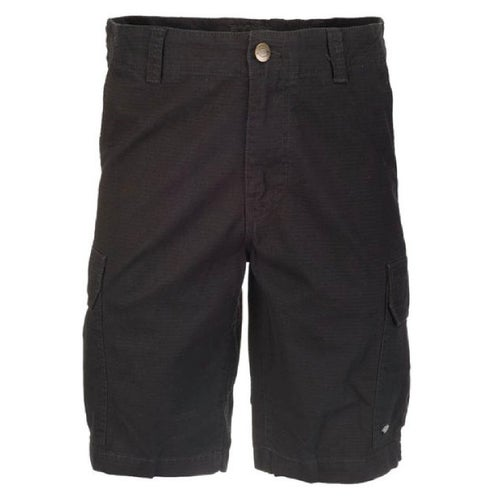 Dickies New York Cargo Walk Shorts - Black