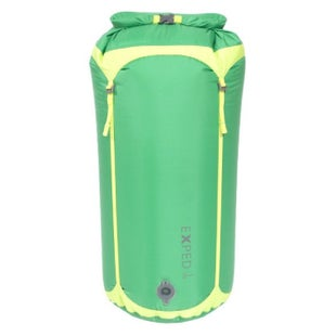 Exped Waterproof Telecompression Large Stuff Sack - Green